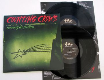 Counting Crows - Recovering The Satellites (2016)